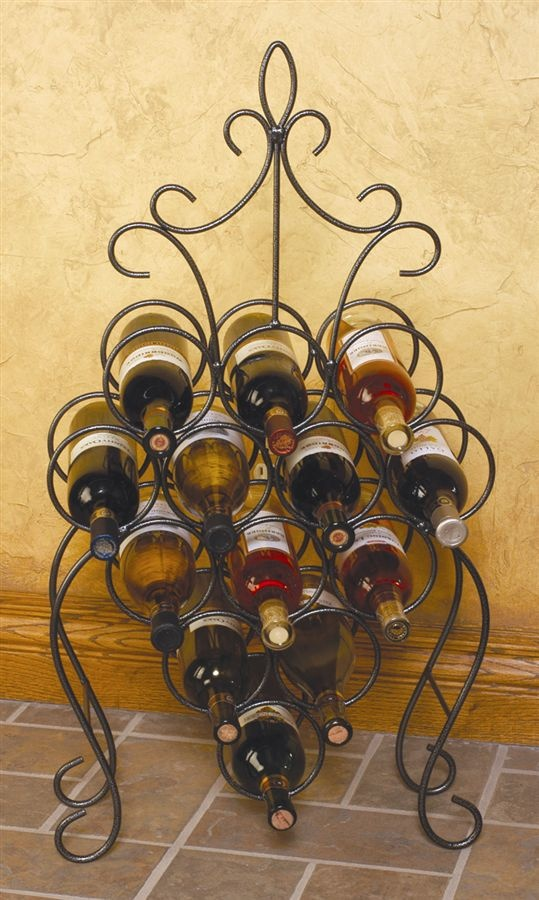 This is my kind of Victorian wine rack.