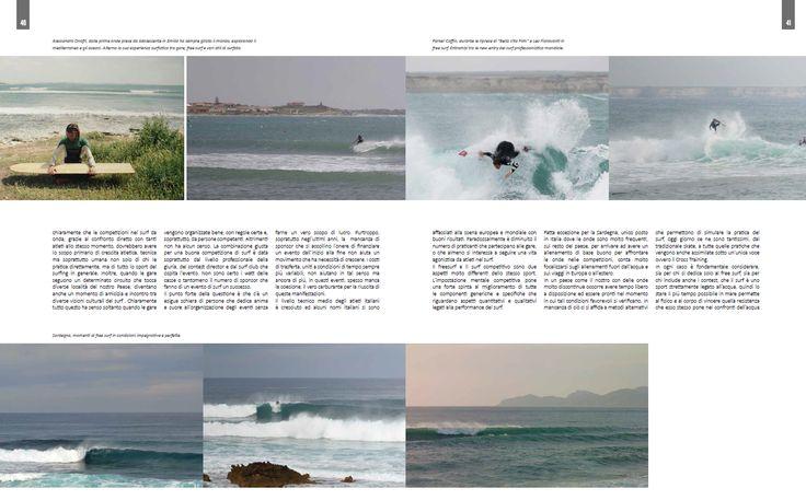 Water Resistance - a cura di Andrea Bianchi, con Alberto Costa, Dario Nuzzi, Alessandro Staffa. Foto Andrea Bianchi. pag. 40-41