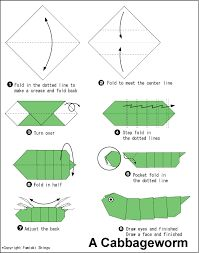 easy origami animals - Google Search