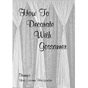gossamer decorating fabric - Google Search