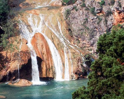 Turner Falls #Oklahoma #waterfall
