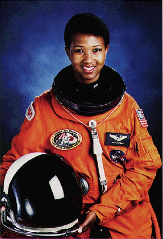 first black astronaut in space - photo #22