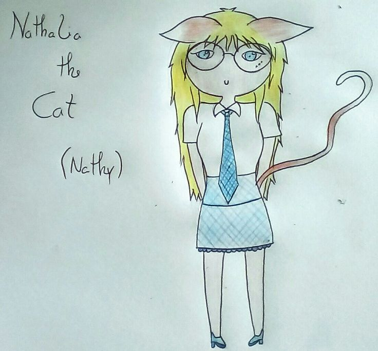 Nathalia the Cat