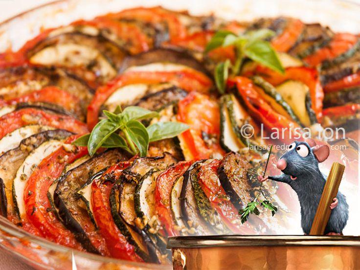 Ρατατούιγ το Ελληνικό Μπριάμ που έγινε Ταινία!! η Τέλεια Συνταγή της Ντορίτας
