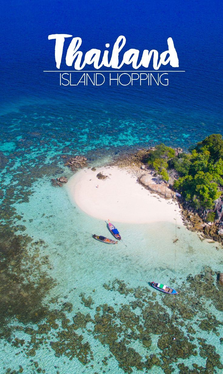 With so many amazing Thai islands to pick from we have organized a Thailand island hopping guide so you can plan your own island hopping adventure in Thailand.