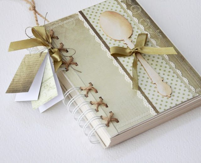 Inspiração: Livros de Receitas