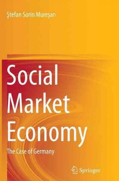Social Market Economy: The Case of Germany