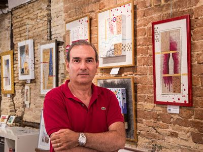 The Creative Art - Cagliari: Le Interviste: Sandro Serra - Spazio 61.