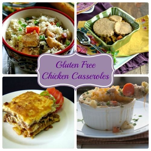 14 Gluten Free Casserole Recipes: Simply the Best Chicken Casseroles | FaveGlutenFreeRecipes.com