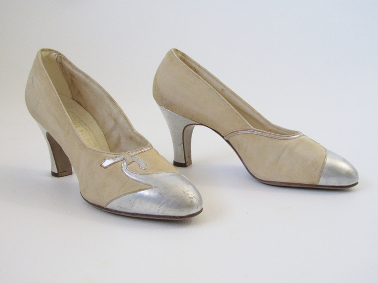 1920s Wedding Shoes 013 - 1920s Wedding Shoes