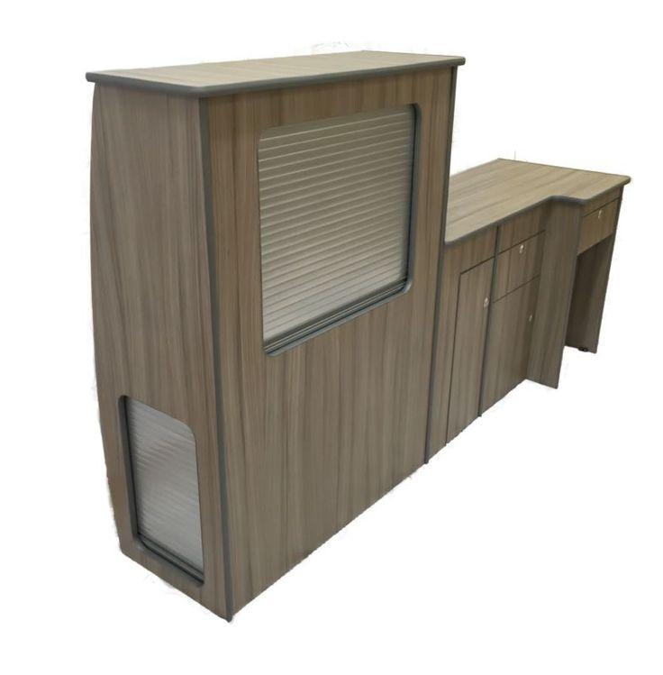VW SWB T4 LHD Transporter Camper Van Flat Pack Kitchen Unit / Furniture