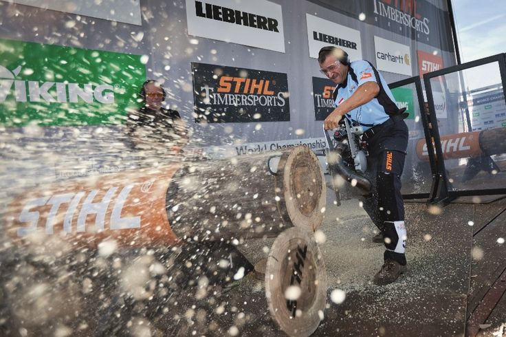 The world's best-selling chainsaw brand, STIHL is excited to announce the 2014 British Championship of the STIHL TIMBERSPORTS Series will ta...