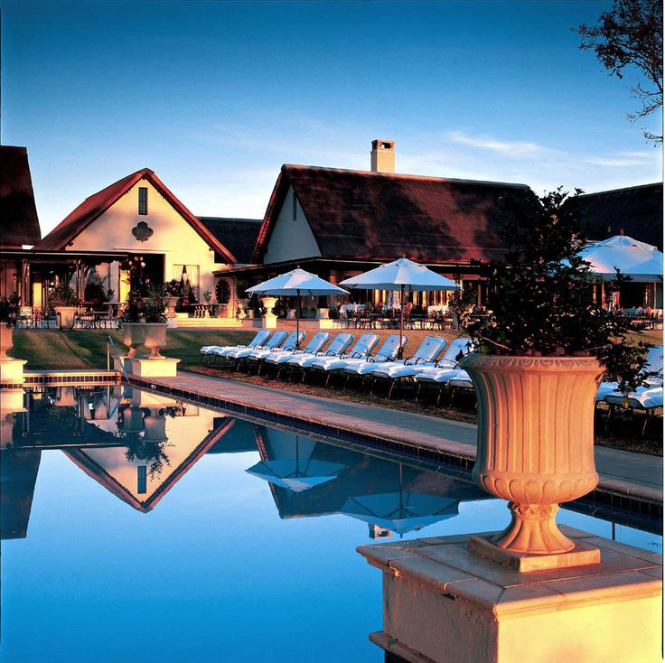 The Royal Livingston Hotel Victoria Falls Zambia, awesome place with a great atmosphere ... highly recommend