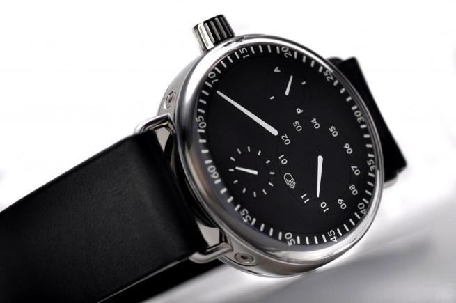 Ressence #watch #black