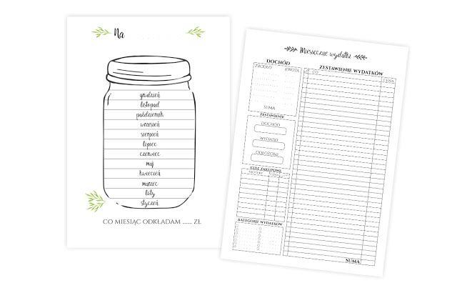 DIY Planner - like Bullet Journal