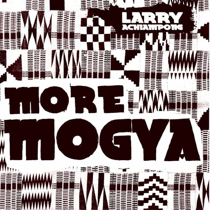 MORE MOGYA - Bokoor African Popular Music Archives Foundation (2012-2013)