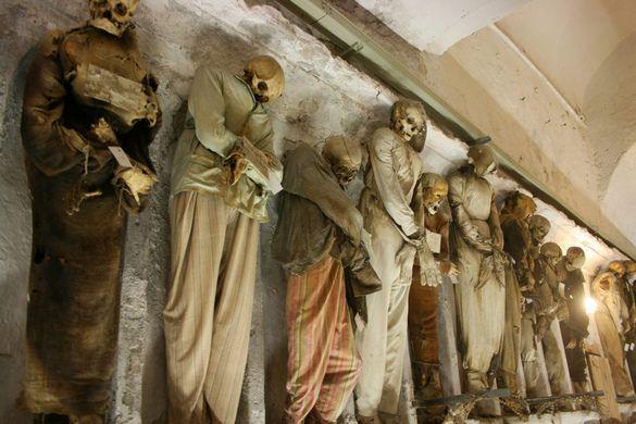 Capuchin Monastery Catacombs – Palermo, Italy - Atlas Obscura