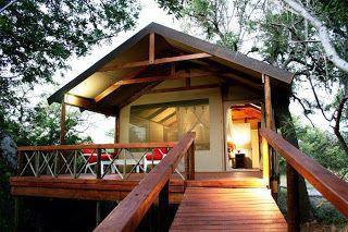Regenwaldreisen: Lion Tree Top Lodge, Südafrika http://www.regenwaldreisen.ch/suedafrika-limpopo-hoedspruit-lion-tree-top-lodge.html