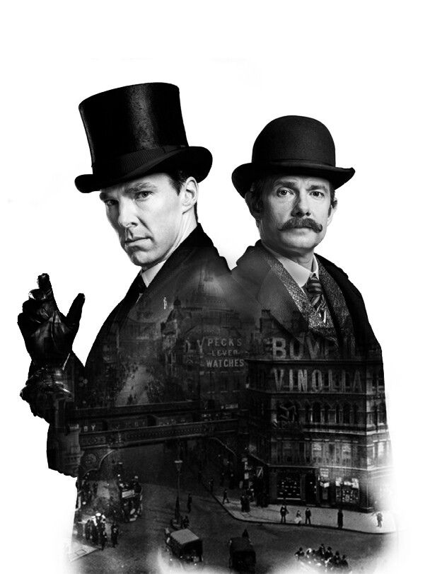 Sherlock and Watson -- The Abominable Bride.Disappointing.The standards have plummeted.And too much fanfiction finding it's way into the show.