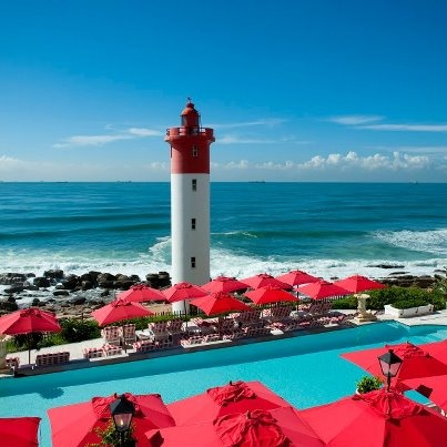 The Oyster Box, Umhlanga, South Africa.