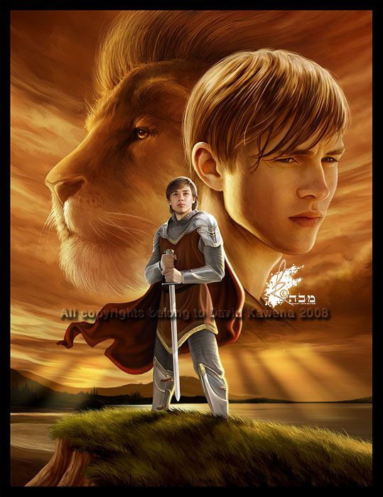 Narnia William Moseley Tribute by *davidkawena on deviantART -- WOW! ❤️