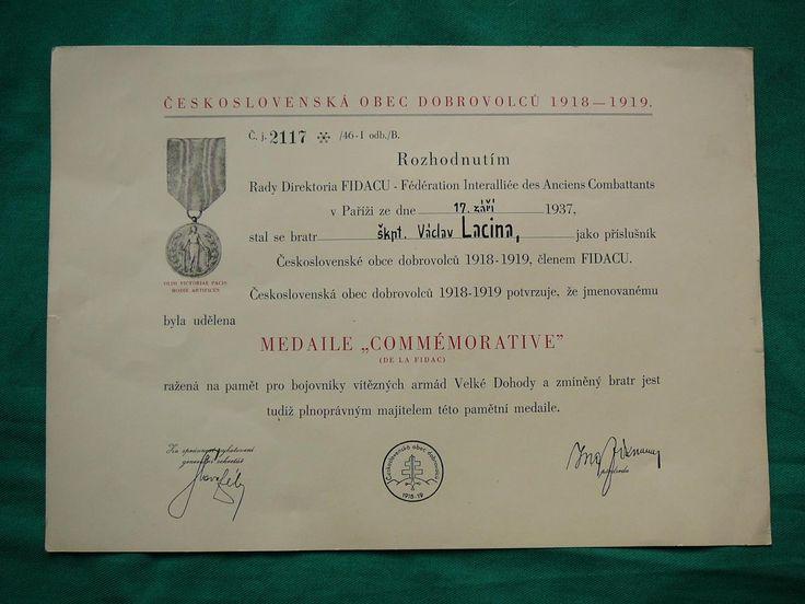 Soubor vyznamenání, medailí- ITALSKÝ LEGIONÁŘ! TOP (6623394821) - Aukro - největší obchodní portál