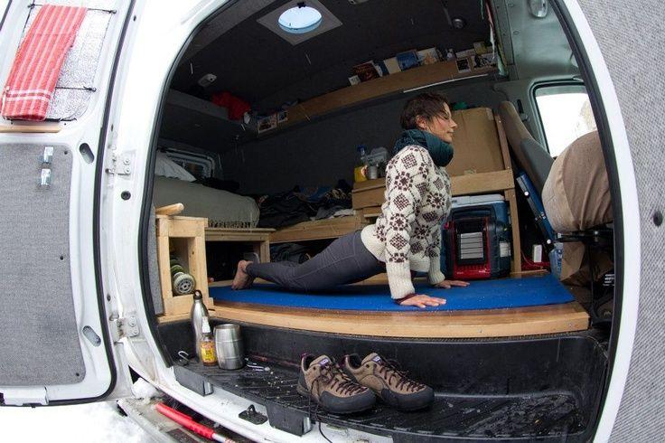 Astro Van Camper Conversion Google Search Camper