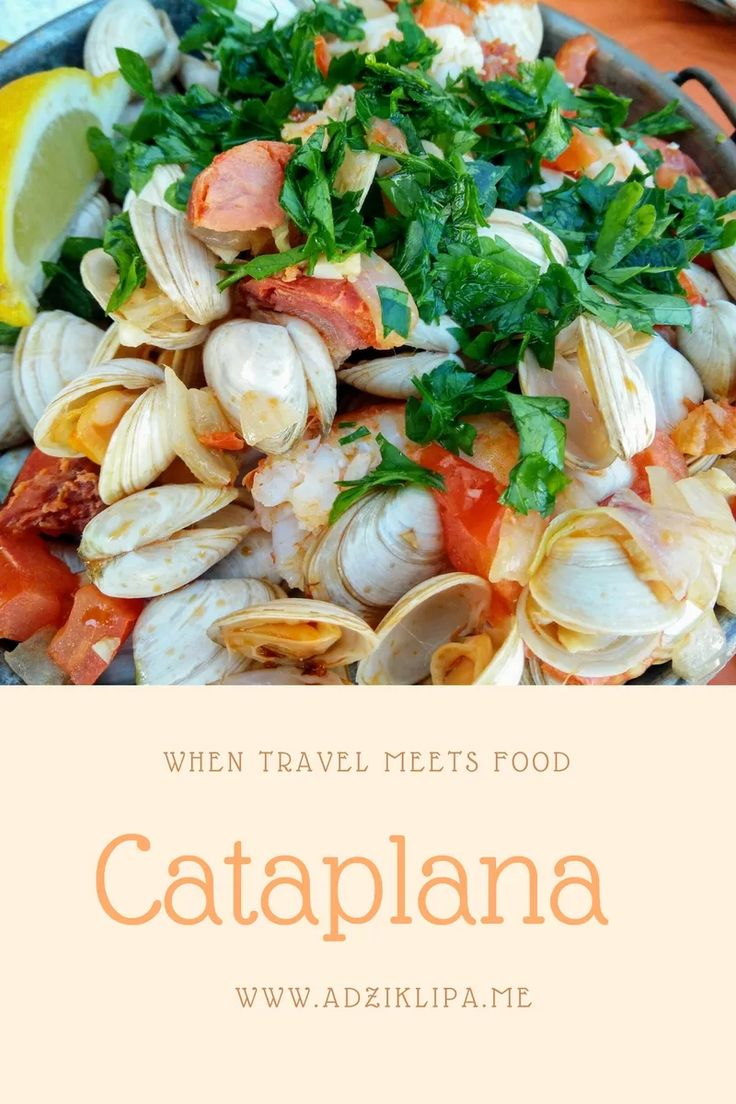 Ada Wanders/Włóczykijada. Ada Wanders/Włóczykijada. Cataplana -- a classic Portuguese dish. Click through to read the full post and get a cataplana recipe card!