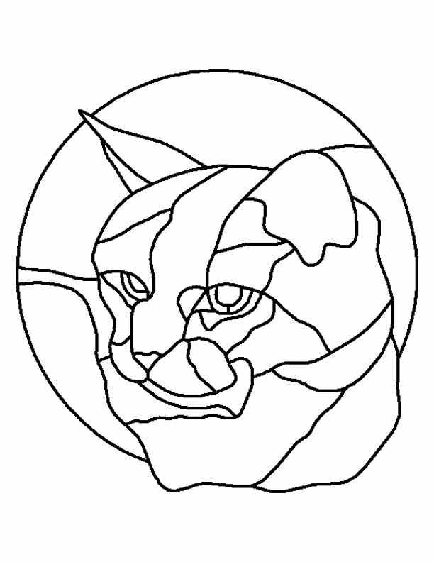 69 Best Cat Coloring Pages Images On Pinterest