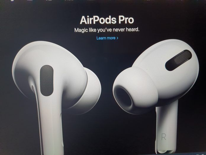 Apple Launches New Airpods Pro For Rs 24 900 Read More Airpods Appleairpodspro Gadgetsnews Airpods Pro Black Friday Stores Apple