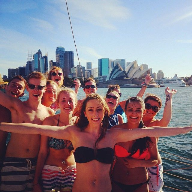 Sydney harbour cruise with UltimateOz- what a beautiful day!