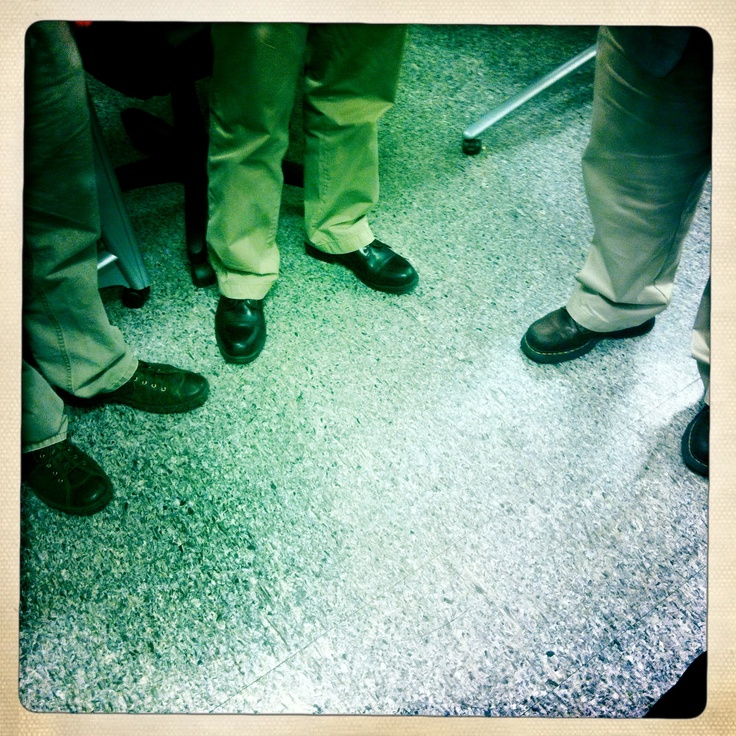Light Khaki, Dark Shoe (Tacit Fallback Uniform)