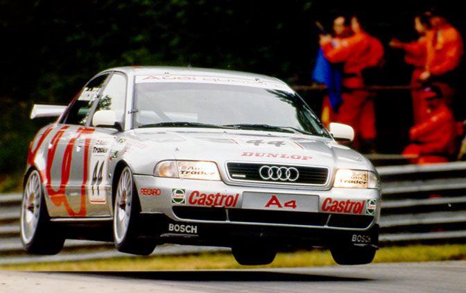 1996 Audi A4 BTCC Touring Car