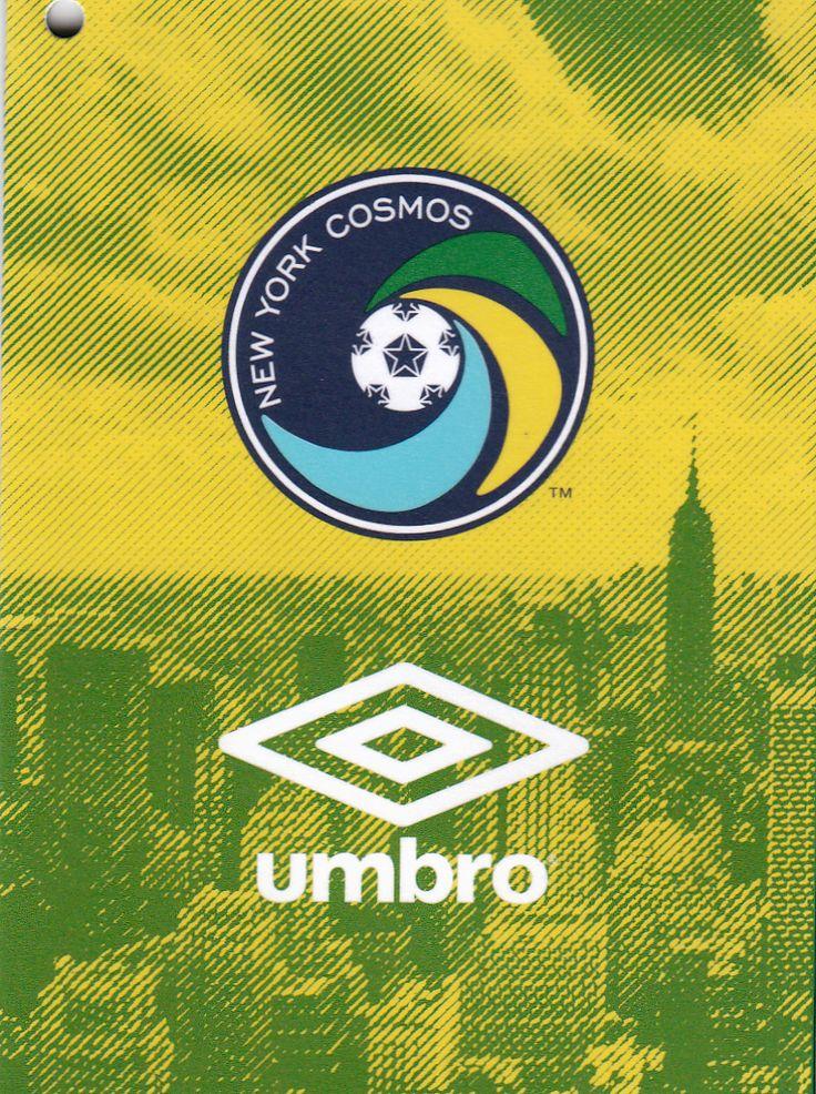 New York Cosmos Umbro Tag