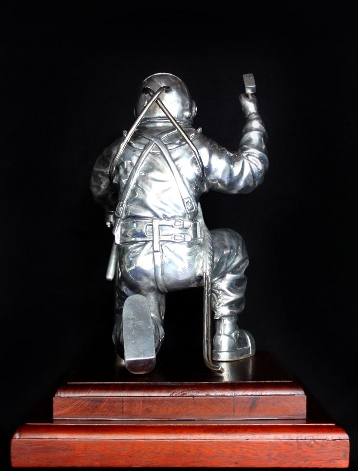 Mermaids Rock Divers Supplies / Quality Lost Wax Castings / Our production...