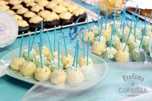 Frozen Party Buffet
