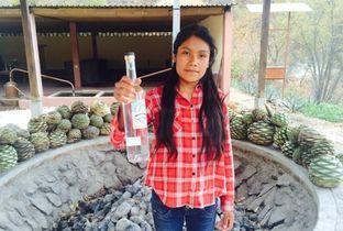 Adela, la niña mezcalera de Oaxaca –  | M - noticias de mexico | noticieros mejicanos | periodicos de mejico