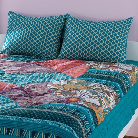 I pinned this Prescot Quilted Bedding Set from the Rizzy Bedding event at Joss & Main!