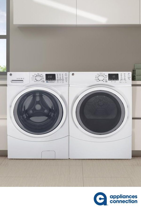 27 Inch Front Load Washer With 4 5 Cu Ft Capacity 10 Wash