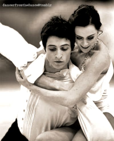 Virtue&Moir Canadian ice dancers