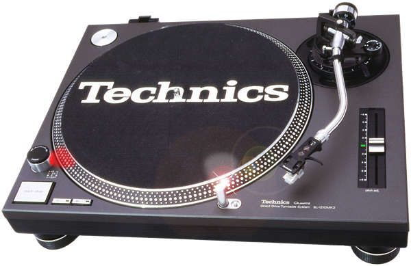Technics SL-1200 - A brilliant piece of design and sold more than 3 Million units worldwide. Due to its popularity with DJs and Rappers, It has been hailed as 'the most important instrument of the last two and a half decades' - Breaking it down on Tec 12s!...K