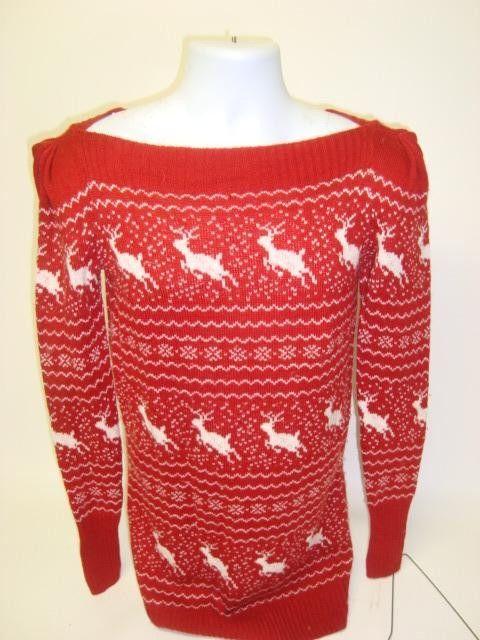 Reindeer Battle - Cheap Christmas Sweater