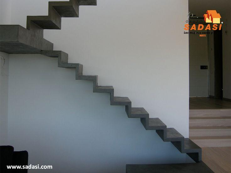hogar las mejores casas de mxico las escaleras de concreto pulido son excelentes para