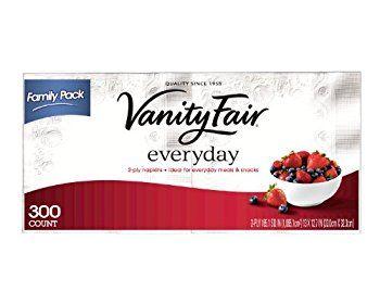 Vanity Fair Everyday Napkin Count | Chesapeake