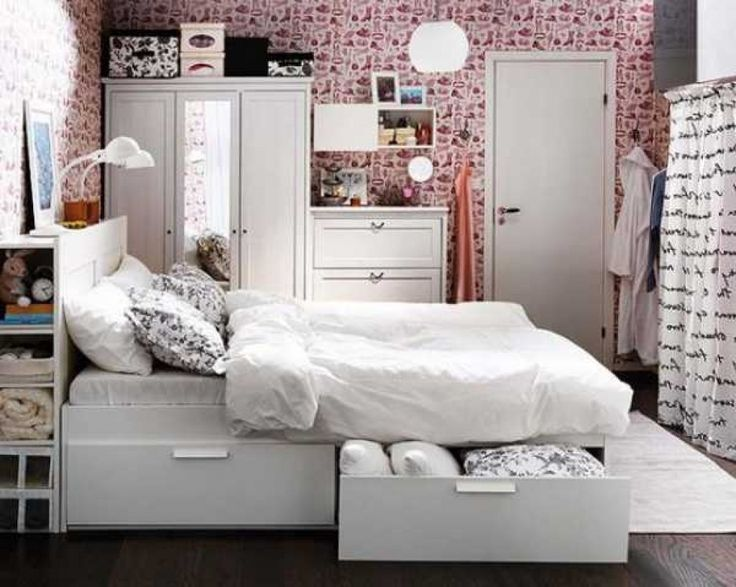 Best 25+ Space Saving Bedroom Ideas On Pinterest