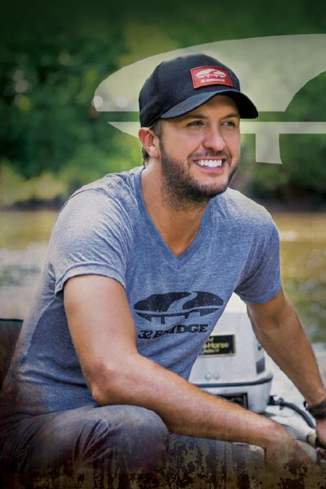 Luke Bryan....best looking thing ever created!!