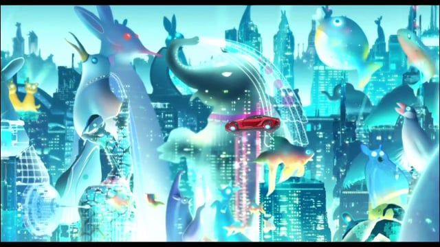I was commissioned to compose the music for the film 'A Better Tomorrow', produced by The Weinstein Company and sponsored by Lexus. It features live-action and anime, directed by Mitsuyo Miyazaki and Koji Morimoto (Akira, Animatrix). Watch the animation sequence above.