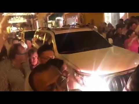 RECHIFLA a Juan Manuel  Santos en Cartagena:¡¡Fuera!! Fuera!! ¡¡Fuera!! ...