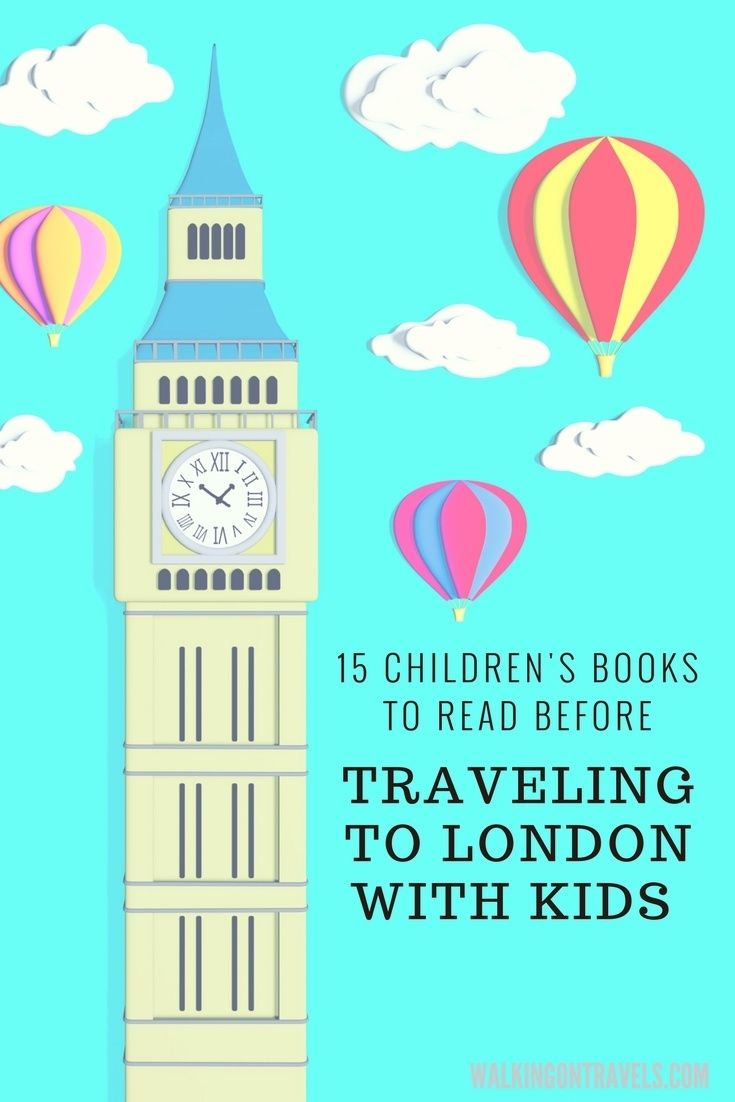 15 Children S Books To Read Before You Go To London With Kids