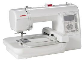 Bordadora Janome 200e MXN12900
